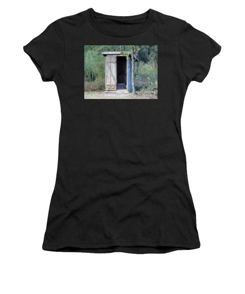 Cracker Out House Women's T-Shirt