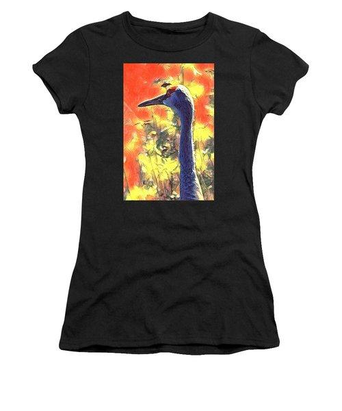 Crane View Women's T-Shirt