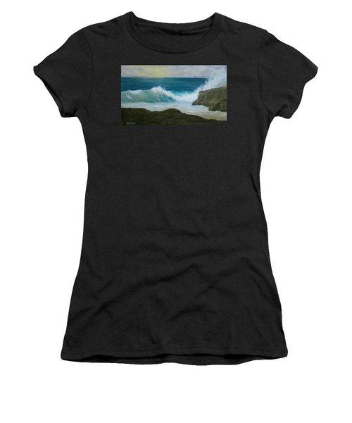 Crashing Wave 3 Women's T-Shirt