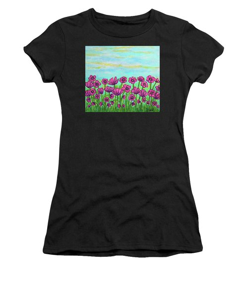 Crazy For Cosmos Women's T-Shirt