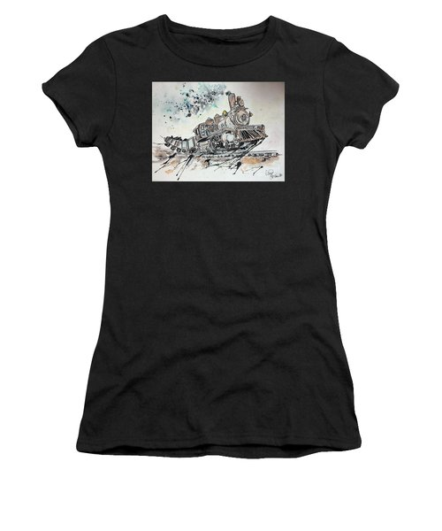 Crazy Train Women's T-Shirt