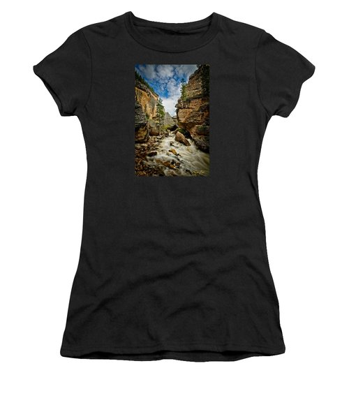 Crazy Woman Canyon Women's T-Shirt
