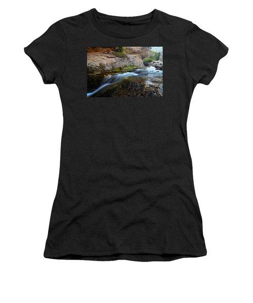 Crazy Woman Creek Women's T-Shirt