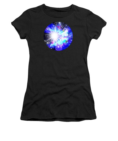 Create 1 Women's T-Shirt (Athletic Fit)