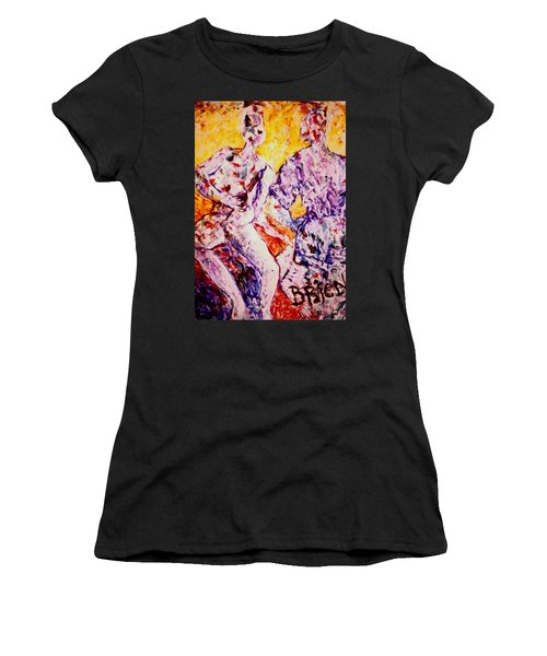 Creatora Women's T-Shirt (Athletic Fit)