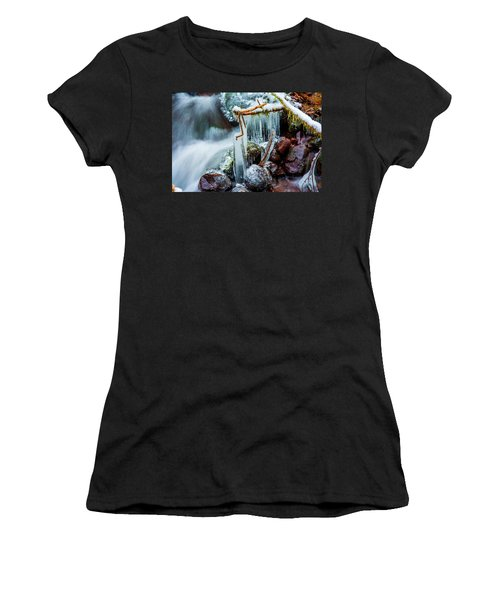 Creekside Icicles Women's T-Shirt