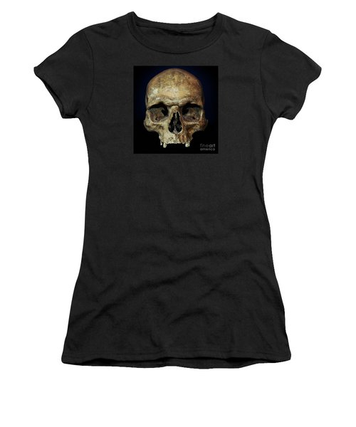 Creepy Skull Women's T-Shirt