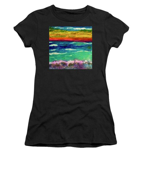 Crepe Paper Sunset Women's T-Shirt