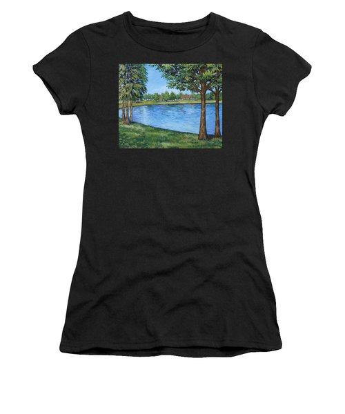 Crest Lake Park Women's T-Shirt