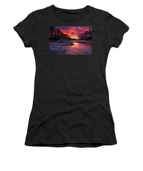 Sage Island Sunrise Women's T-Shirt