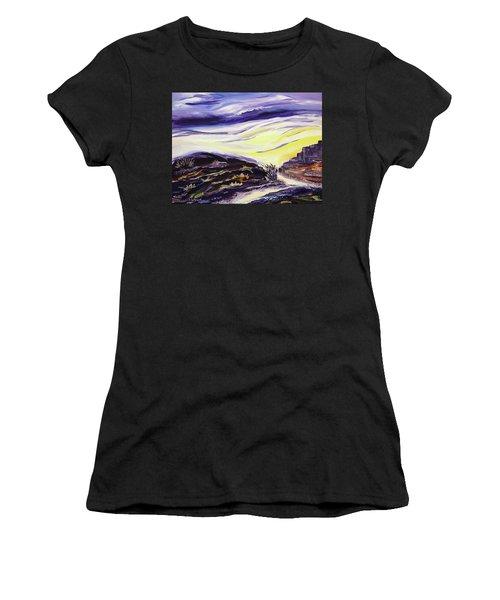Crossroads Women's T-Shirt (Athletic Fit)