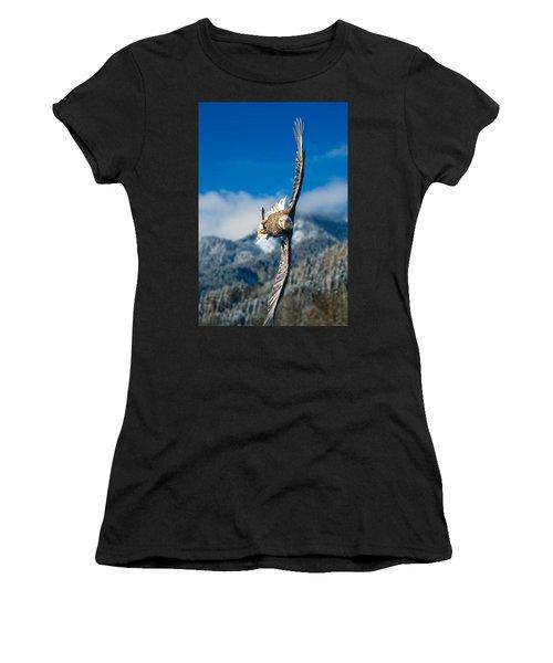 Crosswind Eagle Women's T-Shirt