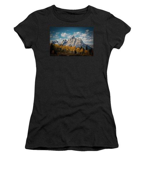 Crown For Tetons Women's T-Shirt