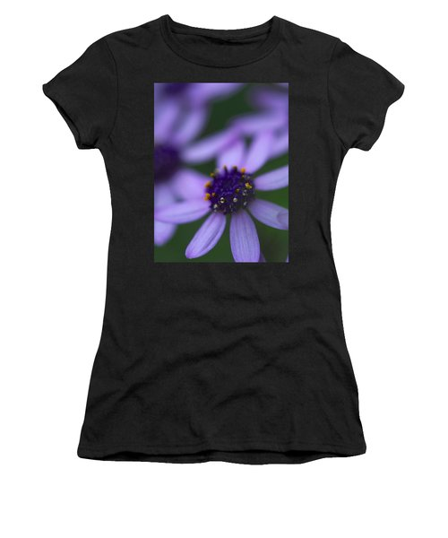 Crowned With Purple Women's T-Shirt (Athletic Fit)