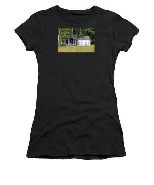 Crumbling Women's T-Shirt (Junior Cut)