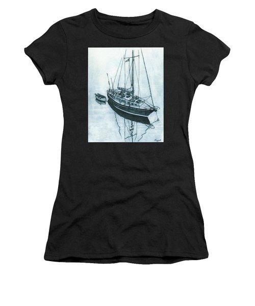 Crusader At Anchor Women's T-Shirt