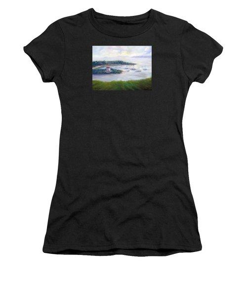 Cruz Bay Remembered Women's T-Shirt (Athletic Fit)