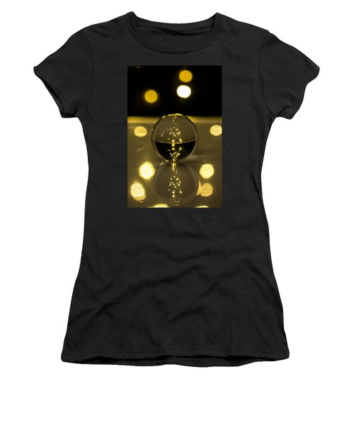 Crystal Ball Women's T-Shirt (Athletic Fit)