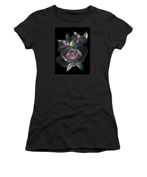 Crystal Bouquet Women's T-Shirt