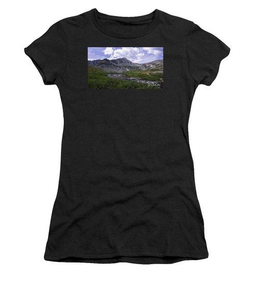 Crystal Peak 13852 Ft Women's T-Shirt