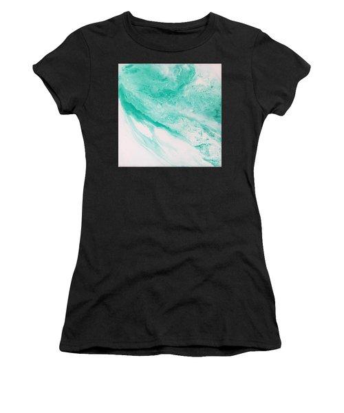 Crystal Wave 1 Women's T-Shirt