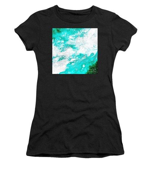 Crystal Wave4 Women's T-Shirt