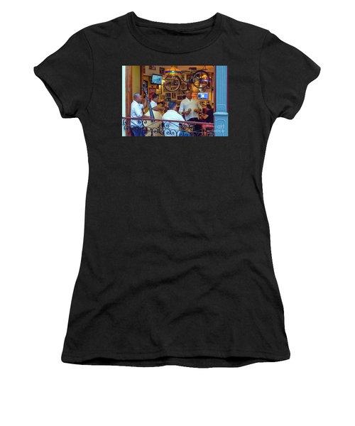 Cuba 0048 Women's T-Shirt (Athletic Fit)