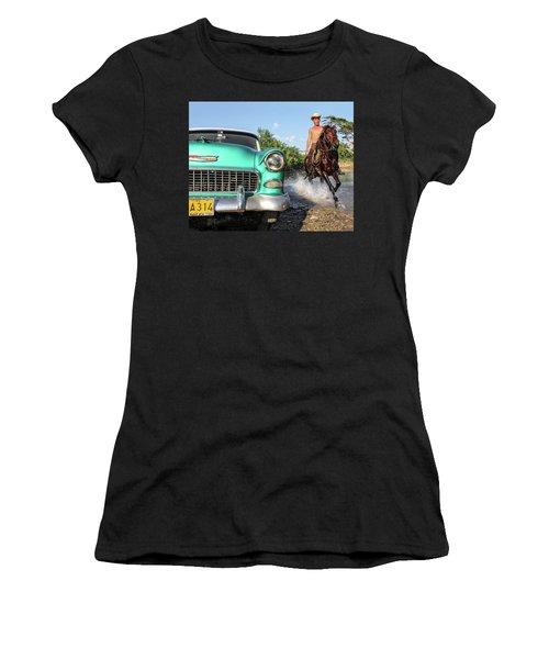 Cuban Horsepower Women's T-Shirt