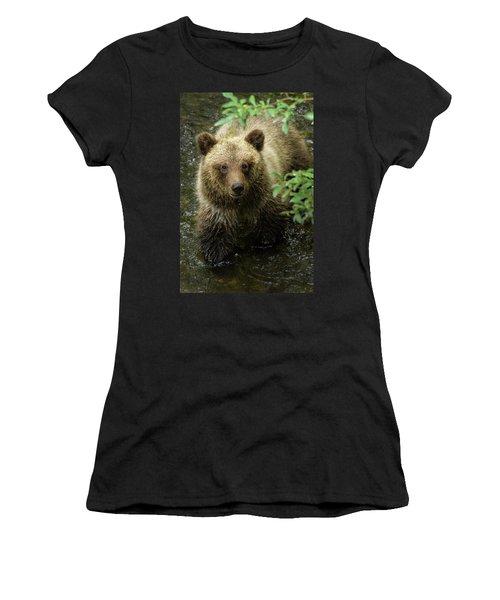 Cubby Women's T-Shirt (Athletic Fit)