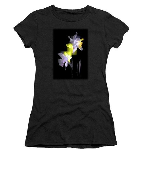 Cubist Daffodils Women's T-Shirt
