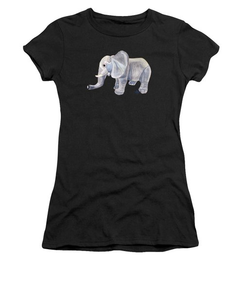 Cuddly Elephant II Women's T-Shirt