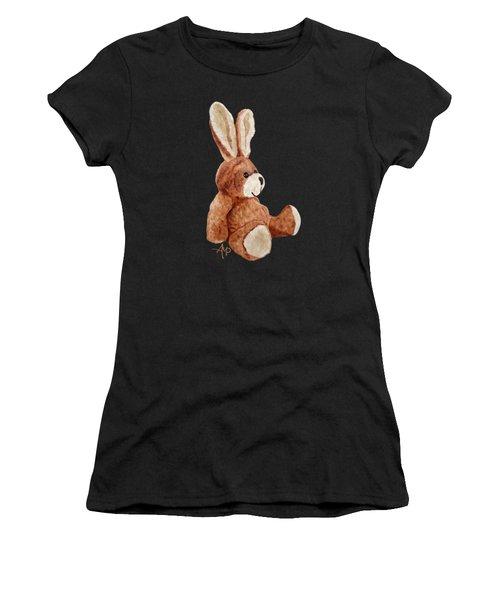 Cuddly Rabbit Women's T-Shirt