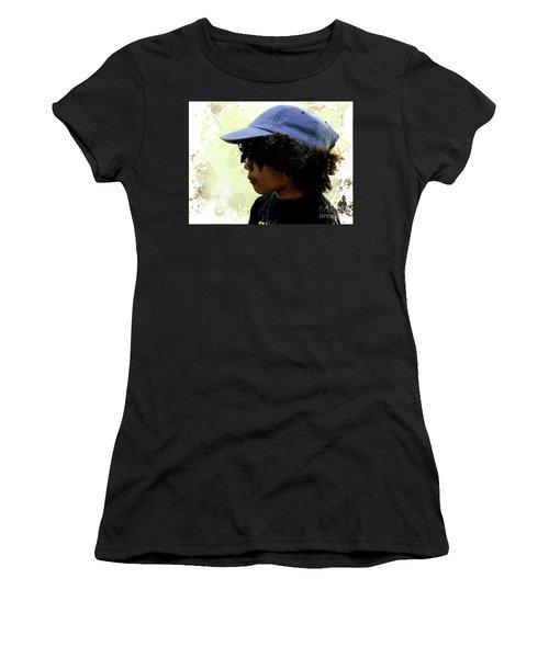 Cuenca Kids 1029 Women's T-Shirt (Athletic Fit)