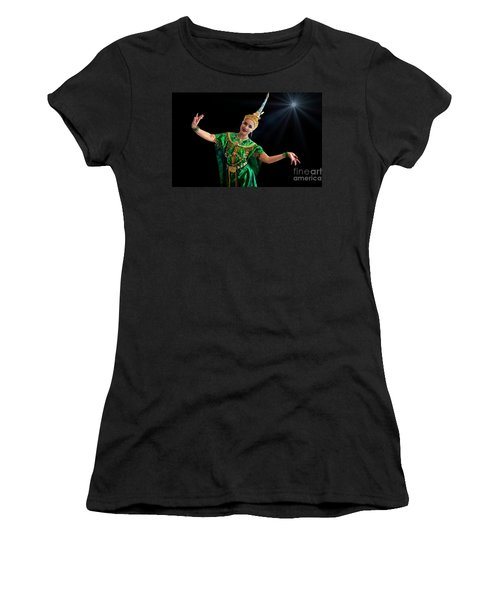 Cultural Thai Dance Women's T-Shirt