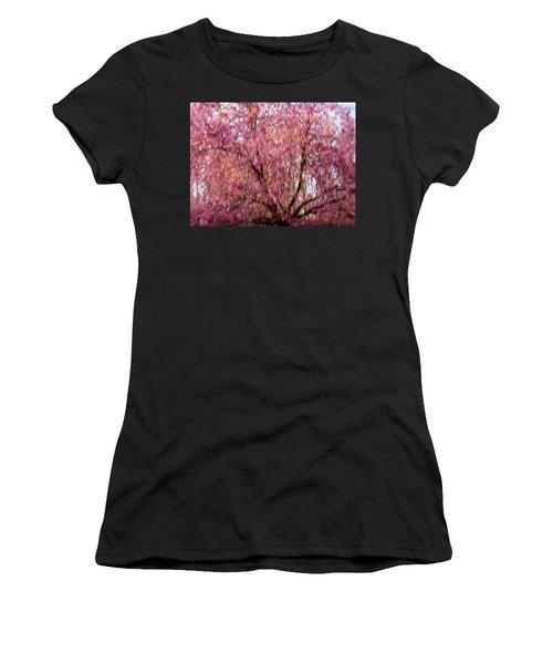 Columnar Sargent Cherry 2 Women's T-Shirt