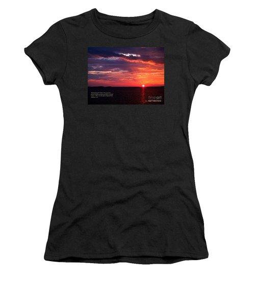 Cumc Solstice Women's T-Shirt