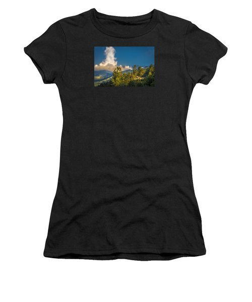 Giant Over The Mountains Women's T-Shirt