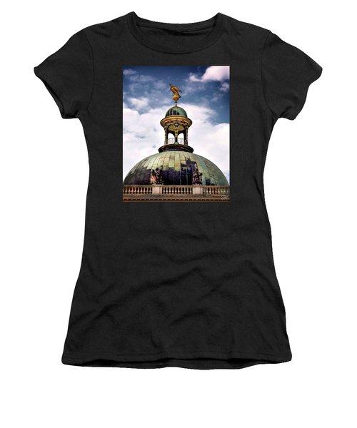 Cupola At Sans Souci Women's T-Shirt