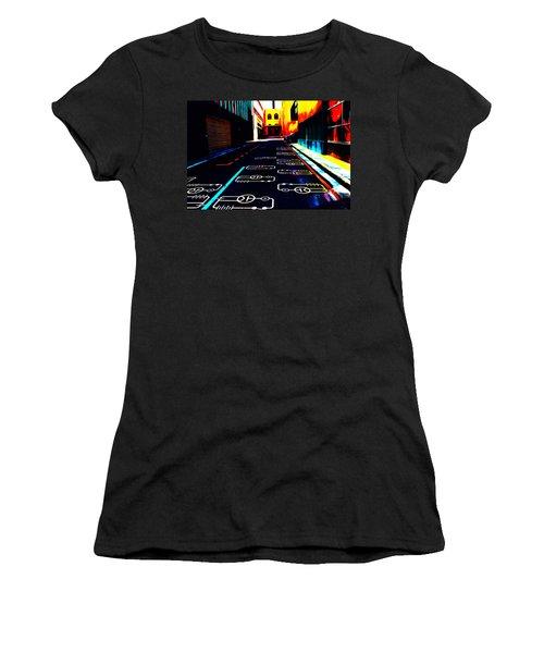 Curcuit City Women's T-Shirt