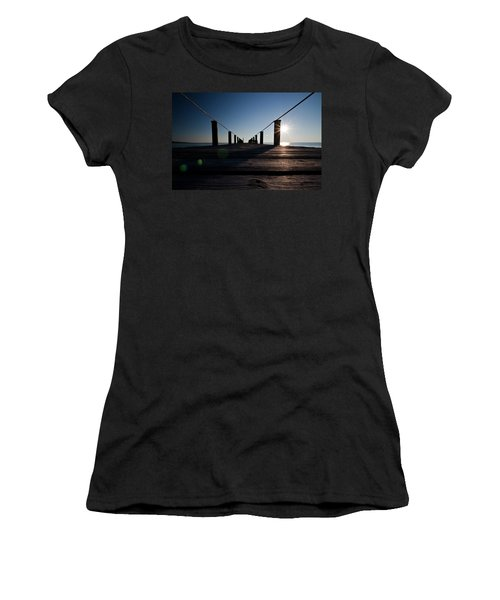 Currituck Sunset Women's T-Shirt