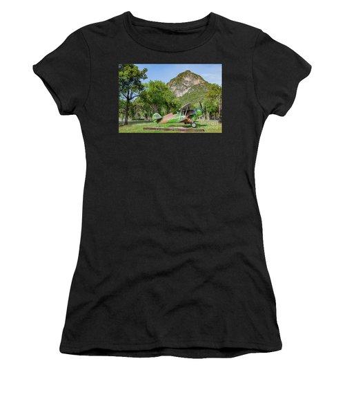 Curtiss Hawk Fighter Women's T-Shirt