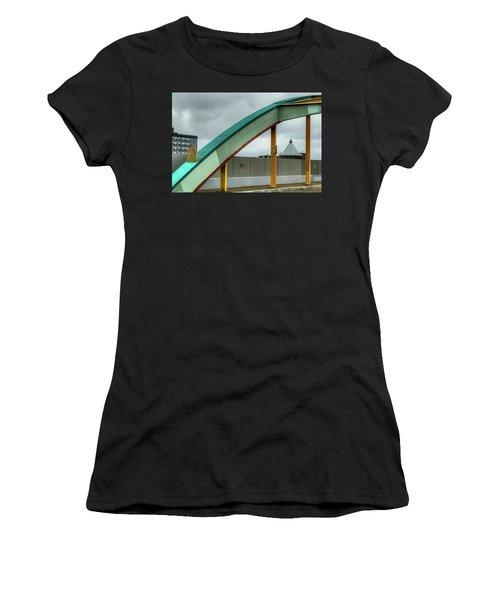 Curving Bridge Women's T-Shirt