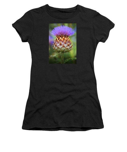 Cynara Cardunculus. Women's T-Shirt (Athletic Fit)