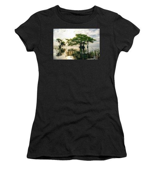 Cypress Bonsai Women's T-Shirt