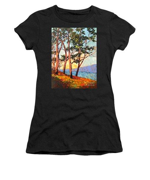 Cypress Light Women's T-Shirt (Athletic Fit)