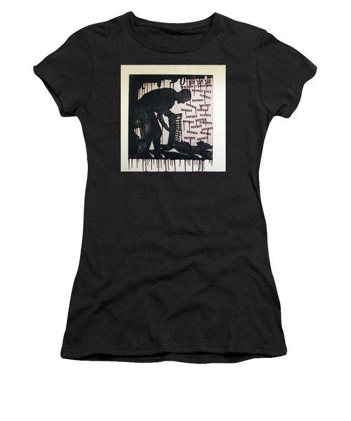 D U Rounds Project, Print 22 Women's T-Shirt