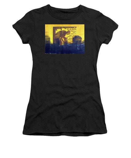 D U Rounds Project, Print 31 Women's T-Shirt