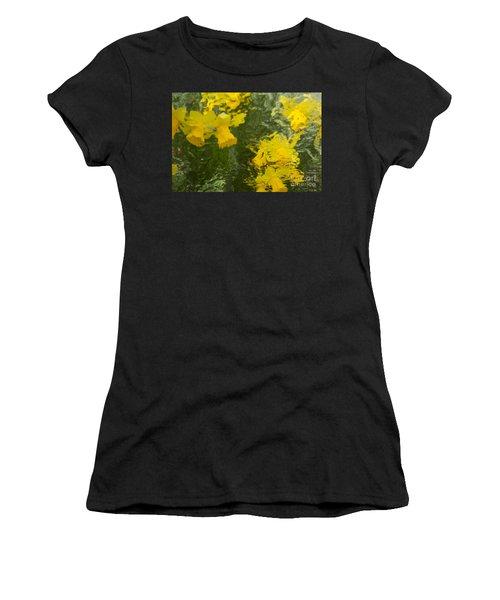 Daffodil Impressions Women's T-Shirt (Athletic Fit)