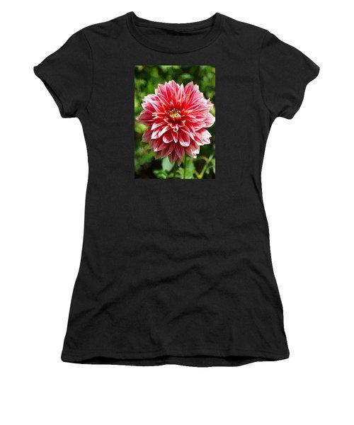 Dahlia 3 Women's T-Shirt (Athletic Fit)