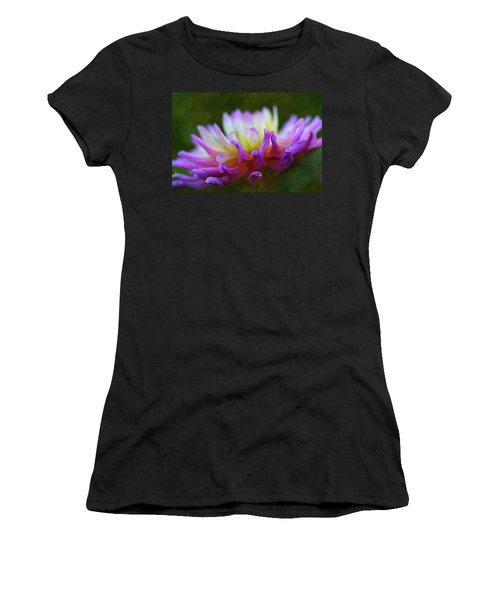 Dahlia Bloom  Women's T-Shirt